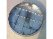 圆形隐形井盖